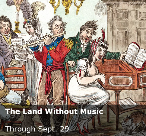 The Land without Music: Satirizing Song in Eighteenth-Century England